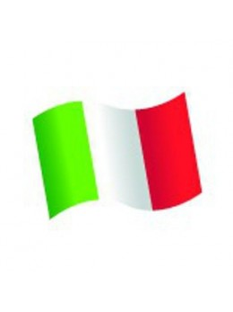 16 Confetti de table Drapeau Italie