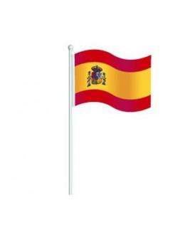 Centre de table drapeau Espagne