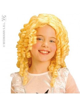 Perruque Ange blond enfant