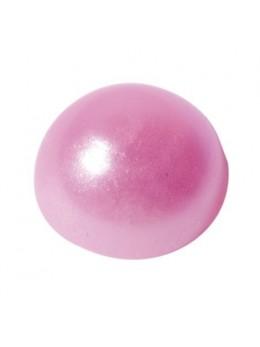 Perles Adhésives Rose 4mm