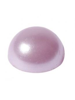 Perles Adhésives Parme 4mm