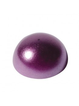 Perles Adhésives Prune 4mm