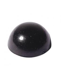 Perles Adhésives noire 4mm
