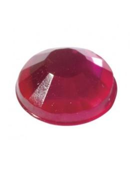 Diamants Adhésifs Fushia 2mm