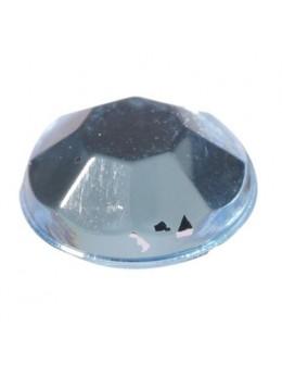 Diamants Adhésifs Bleu Ciel 2mm