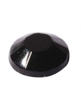 Diamants Adhésifs Noir 4mm