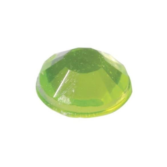 Diamants Adhésifs Vert Lime 4mm