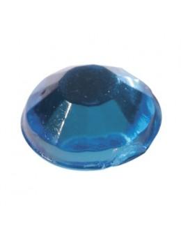 Diamants Adhésifs Turquoise 4mm
