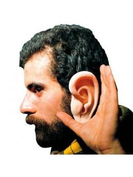 Paire d'oreilles latex