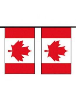 Guirlande pavillon Canada