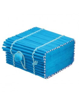 Boite bambou Bleu