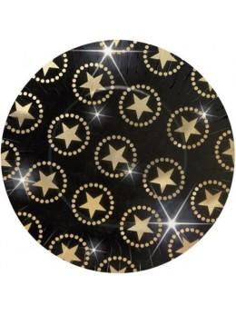 8 Assiettes Star 26cm
