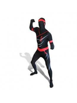 Déguisement Morphsuit™ Ninja original