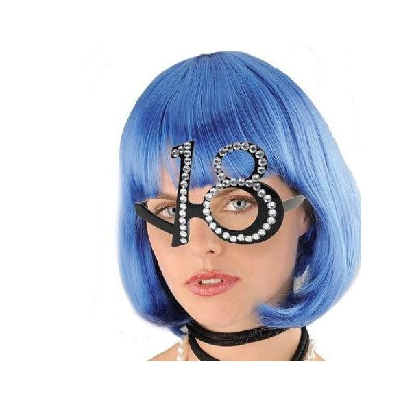 Lunettes strass 18 ans