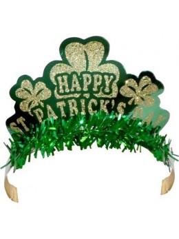 Tiare décorée Saint Patrick