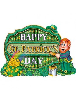 Décor Happy Saint Patrick day