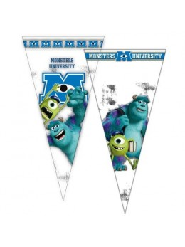 10 Sacs de fête Monsters University