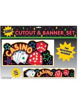 2 Déco Casino bannière