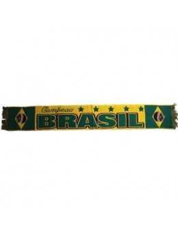 Echarpe supporter Brésil