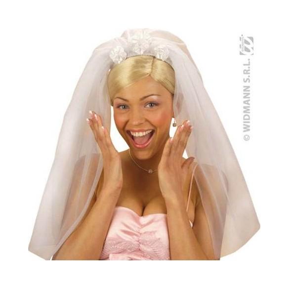 Coiffe Voile de mariée