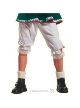 Panty blanc