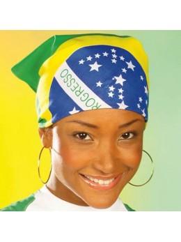 Bandana polyester Brésil