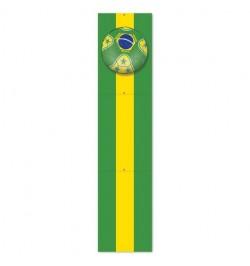 Déco oriflamme Brésil 1m50
