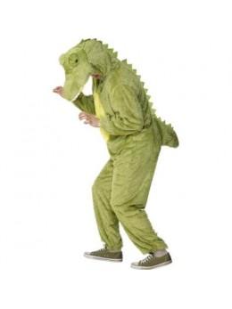 Déguisement Crocodile peluche