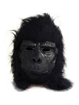 Masque de Singe latex et poils