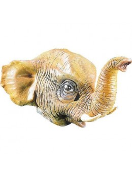 Masque d'élephant latex