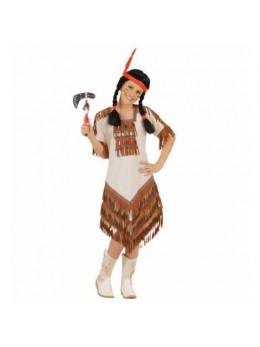 Déguisement robe indienne enfant