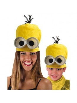 Chapeau Minion jaune