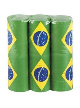 3 Rouleaux Serpentins Brésil