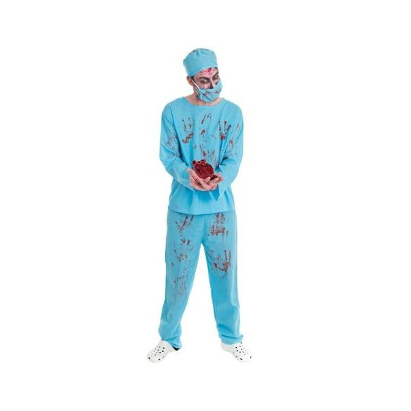 Déguisement Zombie chirurgien