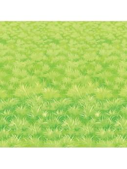 Rouleau décor pré vert