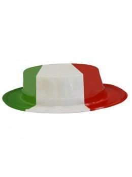 Chapeau plastique Italie