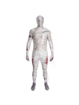 Déguisement morphsuit momie