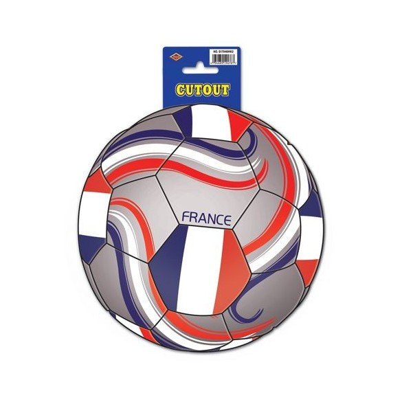 Déco Ballon de Foot France