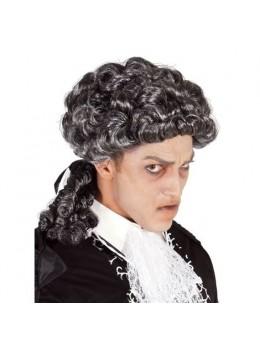 Perruque Marquis vampire