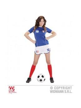 Déguisement Joueuse de Football France