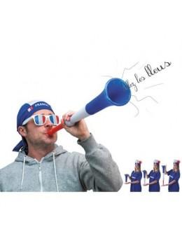 Trompe de supporter France