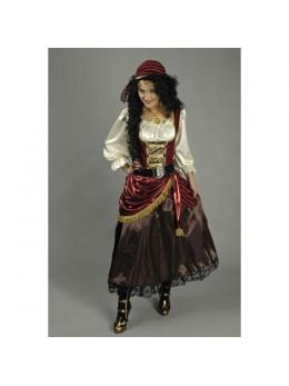 Déguisement Pirate Esperanza deluxe