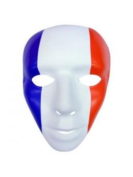 Masque PVC Tricolore