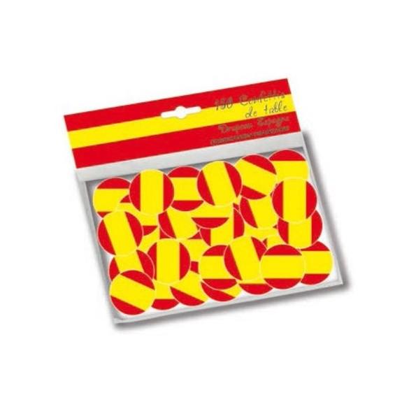 150 Confetti de table Espagne