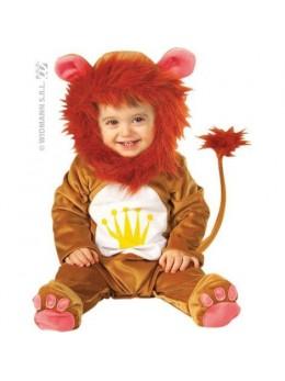 Déguisement Baby Lion avec coiffe
