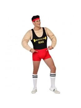 Déguisement Monsieur Muscles