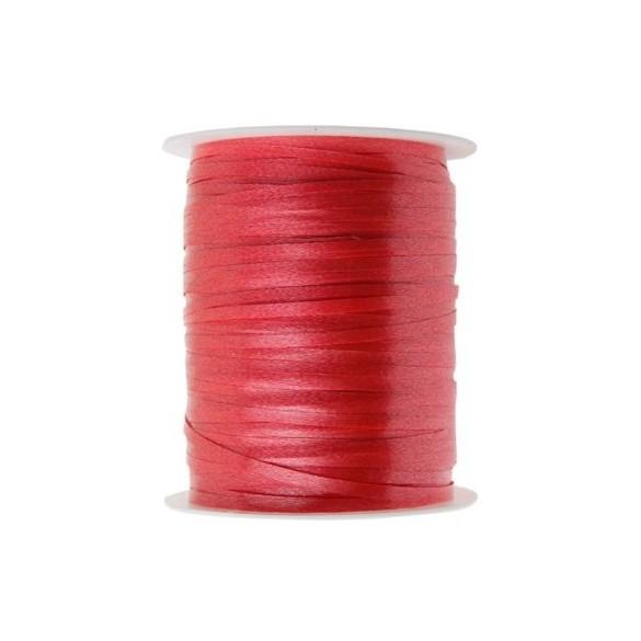 Bolduc Miniricci rouge