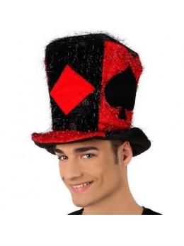 Chapeau haut de forme Poker