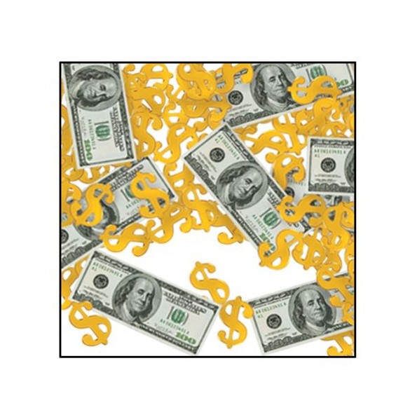 Confetti Dollar