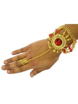 Bracelet oriental avec pierres
